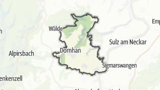 Cartina / Dornhan