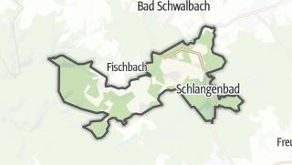 Cartina / Schlangenbad