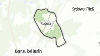 地图 / Rüdnitz