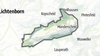 Karte / Manderscheid