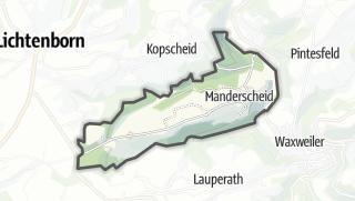 地图 / Manderscheid