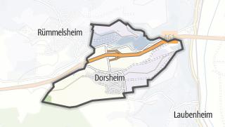Karte / Dorsheim