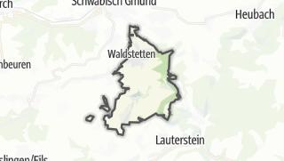 地图 / Waldstetten