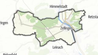 Carte / Zellingen