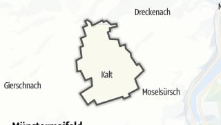 地图 / Kalt