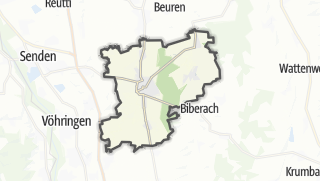 地图 / Weißenhorn