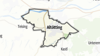 Cartina / Altötting