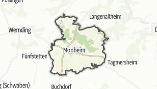 Cartina / Monheim