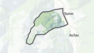 Mapa / Kaltenbach