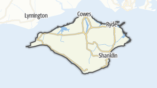 Map / Isle of Wight