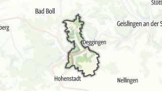 Karte / Bad Ditzenbach