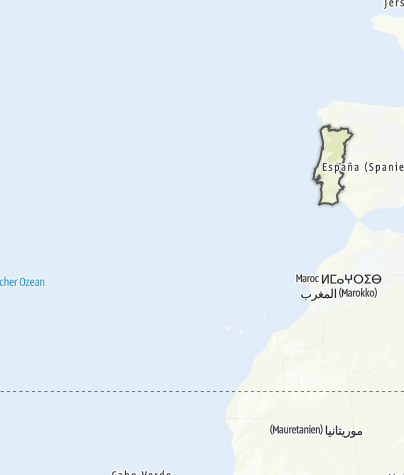 Karte / Portugal