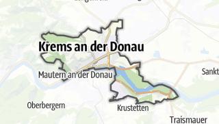 מפה / קרמס אן דר דונאו (עיר)