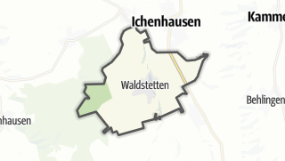 Map / Waldstetten