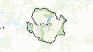 地图 / Krumau am Kamp