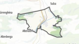 Karte / Rothenstein