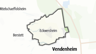 Cartina / Eckwersheim