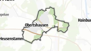 Karte / Obertshausen