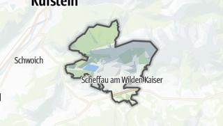 מפה / Scheffau