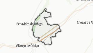 מפה / Santa Marina del Rey