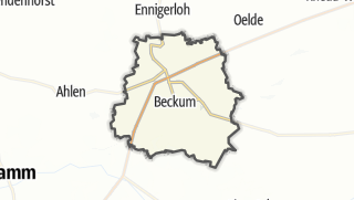 Mapa / Beckum