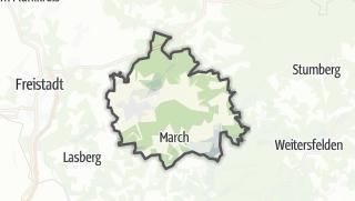 Carte / Sankt Oswald bei Freistadt