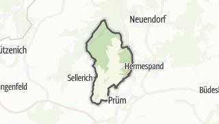 Karte / Gondenbrett