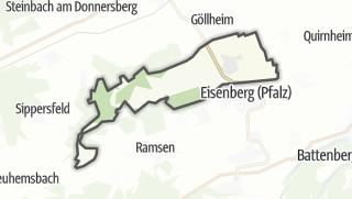 Karte / Kerzenheim