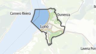 Mapa / Luino