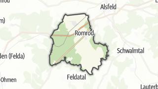 Cartina / Romrod