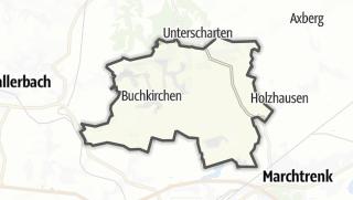 מפה / Buchkirchen