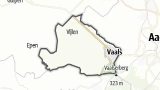 מפה / Vaals