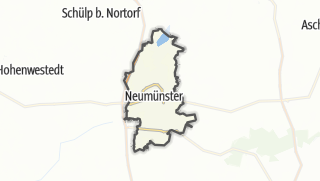 地图 / Neumuenster