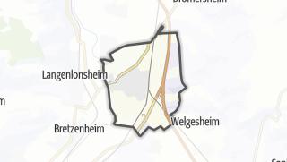 地图 / Gensingen