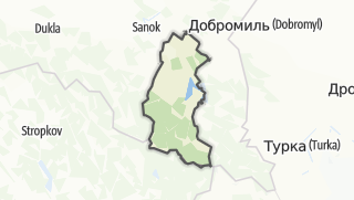 Map / Leski