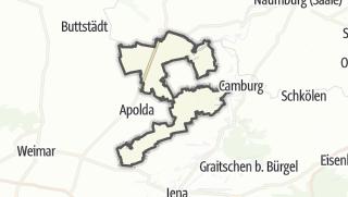 地图 / Bad Sulza