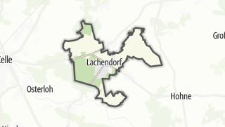 Mapa / Lachendorf