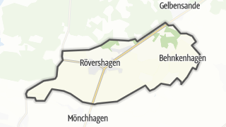 מפה / Rövershagen