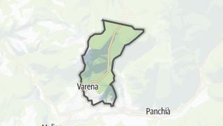 Karte / Varena
