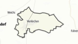 Mapa / Vierkirchen