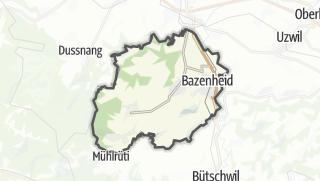 Karte / Kirchberg (SG)
