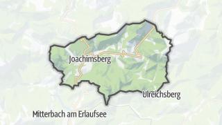 Mapa / Annaberg