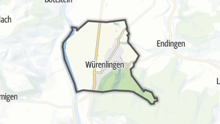 地图 / Würenlingen