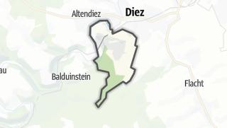 Cartina / Birlenbach