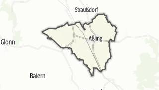 Cartina / Aßling
