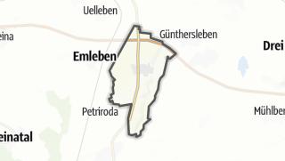 Mapa / Schwabhausen