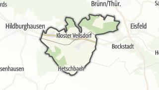 Cartina / Veilsdorf