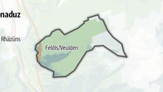 מפה / Feldis/Veulden