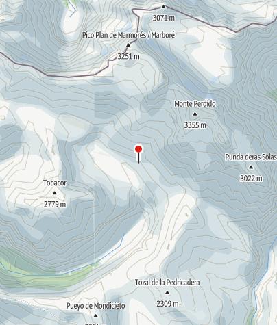 Map / Refugio de Góriz