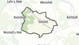 Carte / Steinfeld